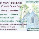 Open church Sunday